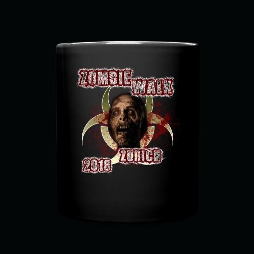 shirt zombie walk2 png - Tasse einfarbig
