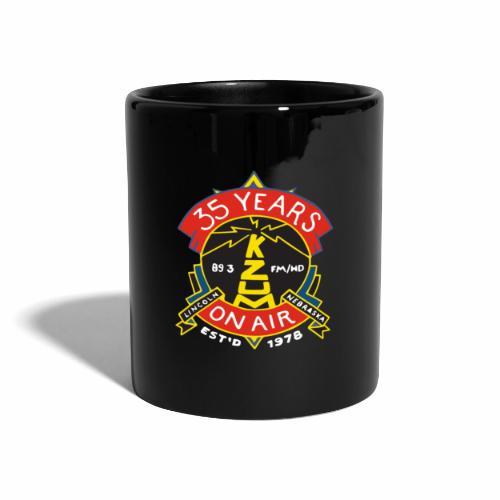 VINTAGE KZUM RADIO - Mug uni