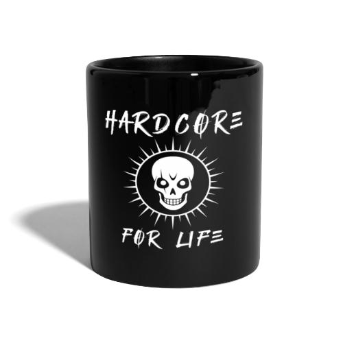 H4rdcore For Life - Full Colour Mug