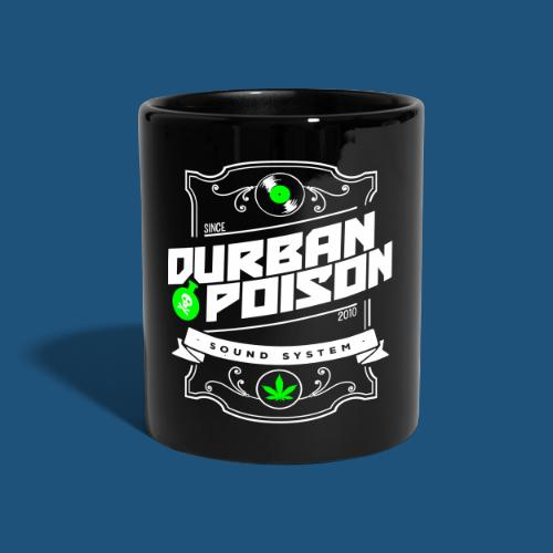 DURBAN POISON - Sound System Label - Tazza monocolore