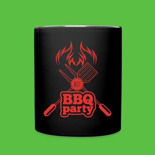 BBQ Party - Tasse einfarbig