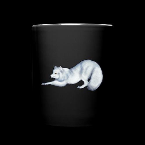 Arctic Fox - Full Colour Mug