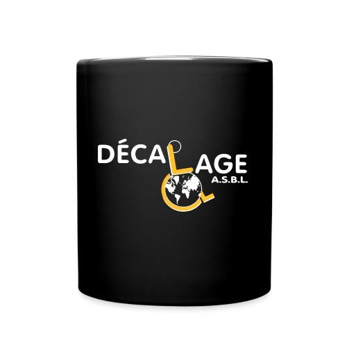 Logo vectoriel large - Mug uni