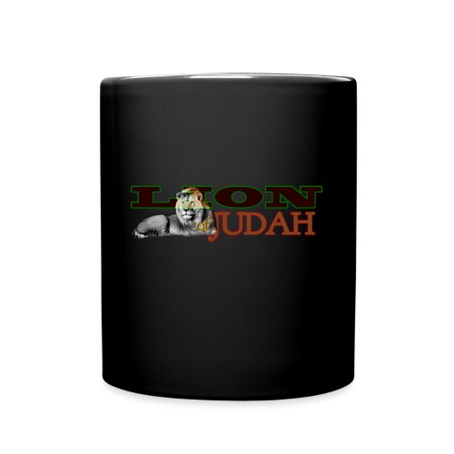Tribal Judah Gears - Full Colour Mug