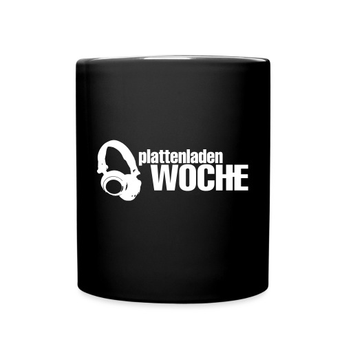 plattenwoche_grau - Tasse einfarbig