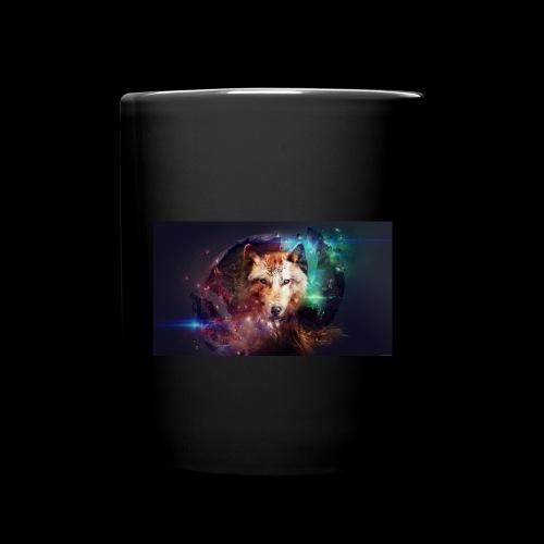 Lobo extraordinario - Taza de un color
