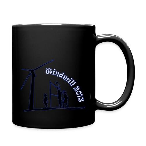 Windmill 2013 backprint - Tasse einfarbig
