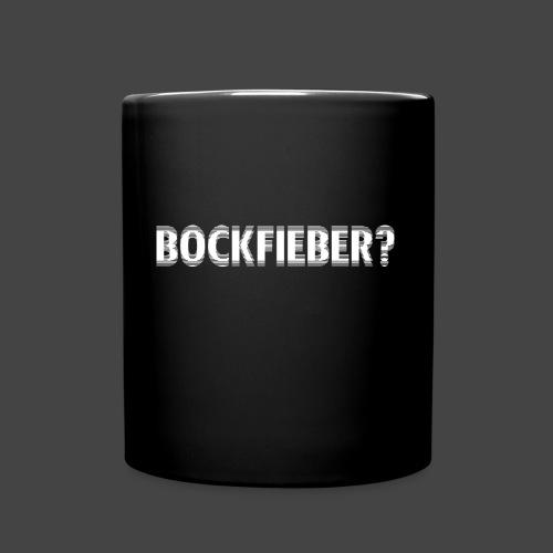 """""""Bockfieber""""-Shirt Adrenalin für Jäger/Jägerinnen - Tasse einfarbig"""