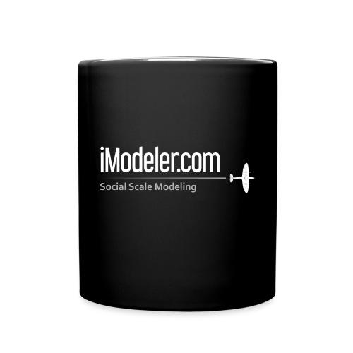 logo_claim_spit - Full Colour Mug