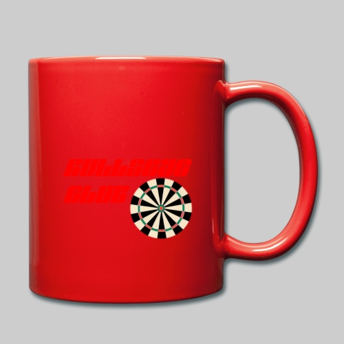 Bullseye club - Full Colour Mug