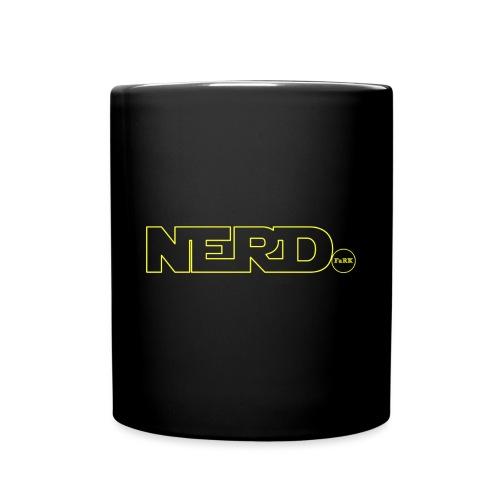 NERD - Tasse einfarbig