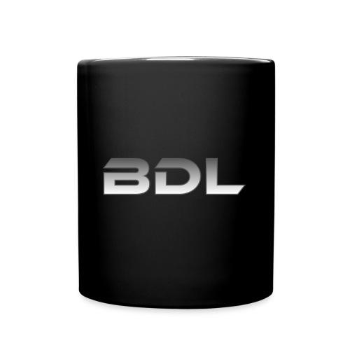 BDL lyhenne - Yksivärinen muki