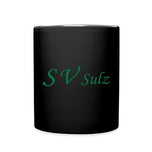 svs schrift 2 - Tasse einfarbig