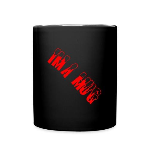 Im A Mug - Ensfarvet krus