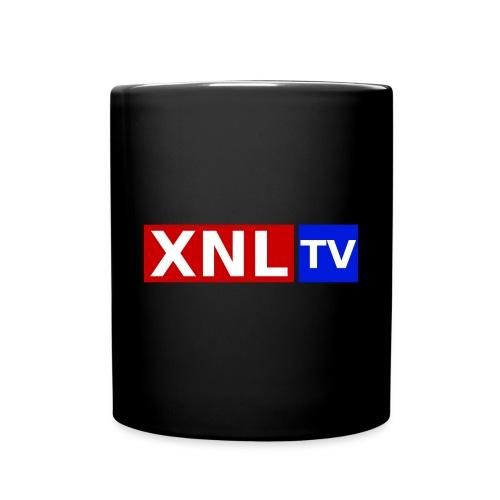 XNL TV Large 3 Color CO png - Full Colour Mug