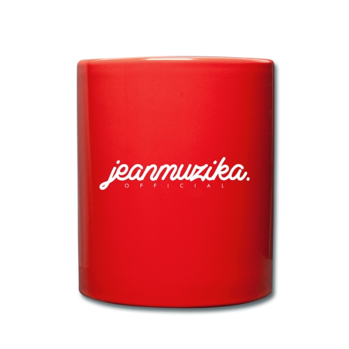 JeanMuzika Festival Bag Schwarz - Tasse einfarbig