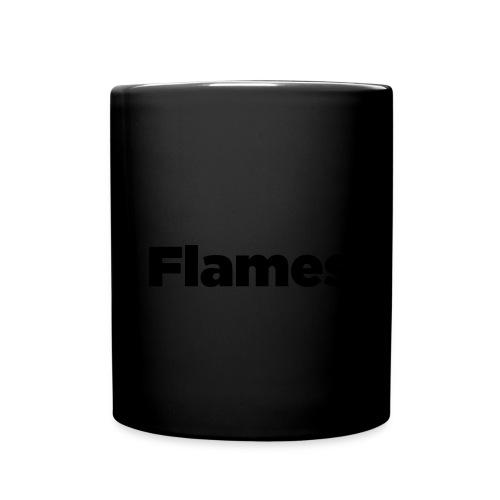 Plump Flames Logo - Full Colour Mug