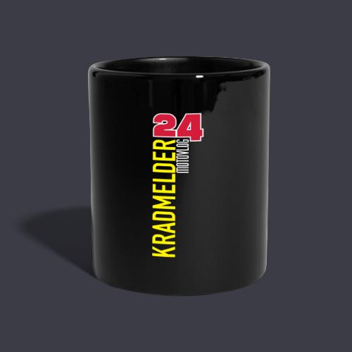 Kradmelder24 Motovlog classic - Tasse einfarbig