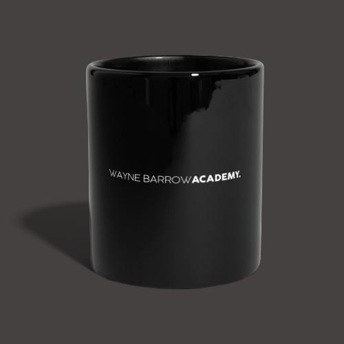 Wayne Barrow Academy Merchandise - Full Colour Mug
