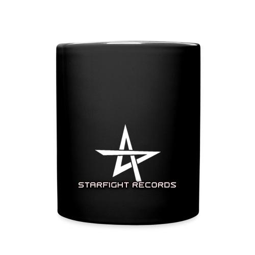 Starfight Records Retro Design - Tasse einfarbig