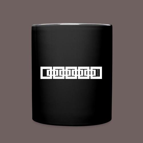 GBIGBO zjebeezjeboo - Rock - Squares 02 - Mug uni