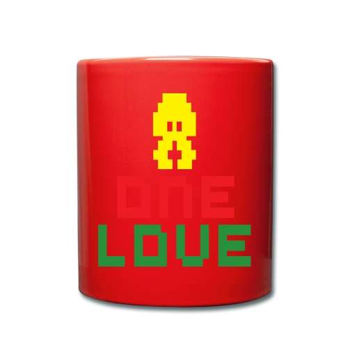 Jahtari: One Love - Full Colour Mug