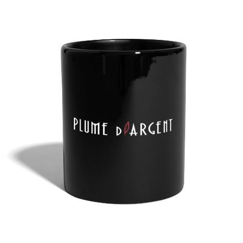 Logo - Texte blanc - Mug uni