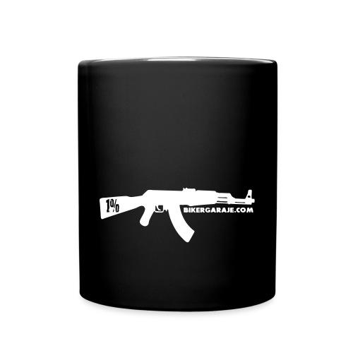AK47 1percenter 2 - Taza de un color