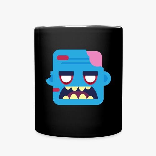 Mini Monsters - Zombob - Ensfarvet krus