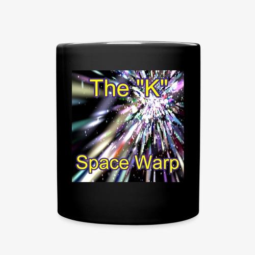 The K - Space Warp - Full Colour Mug