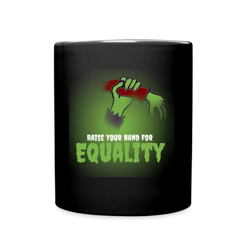 Raise Your Hand - Full Colour Mug