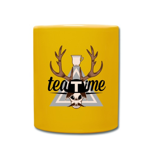 Logo TeaTime - Mug uni
