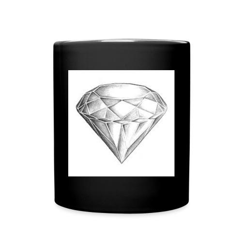 Diamond - Tasse einfarbig