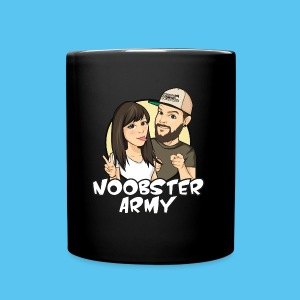 Noobsterarmy Couple - Tasse einfarbig