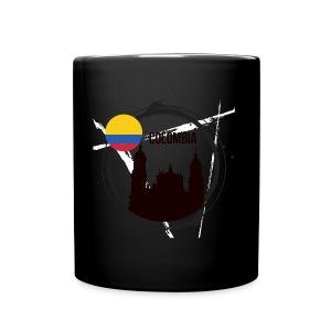 Kolumbien T-Shirt - Tasse einfarbig