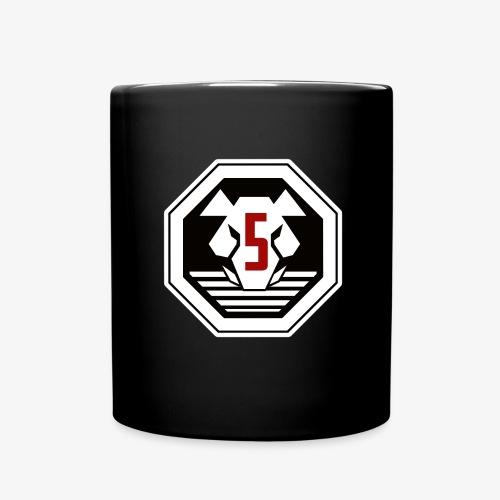 EO5 logo2 - Yksivärinen muki