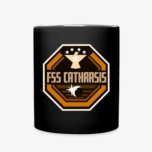 FSSCatharsis badge - Yksivärinen muki