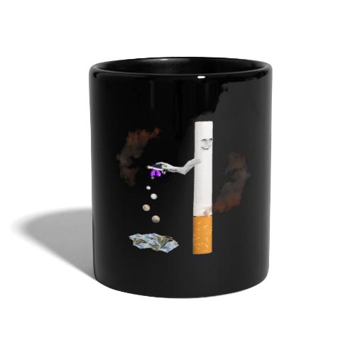 Wzór (nie) palacza. koszulki i gadżety - Kubek jednokolorowy