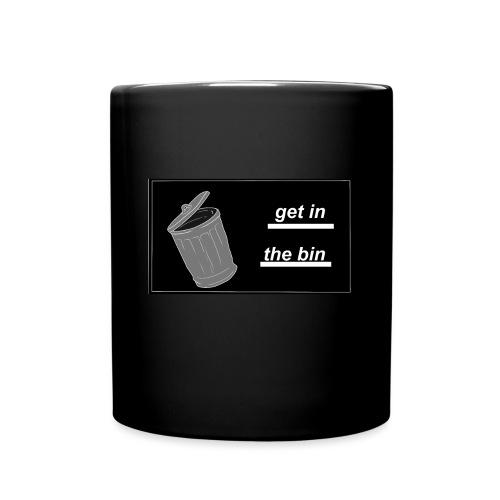Get In The Bin - Full Colour Mug