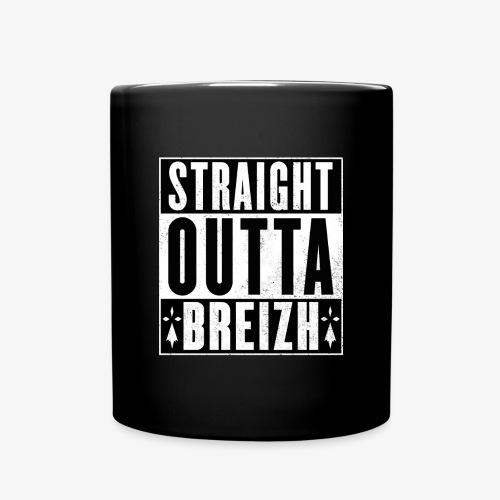 Straight Outta BZH - Mug uni