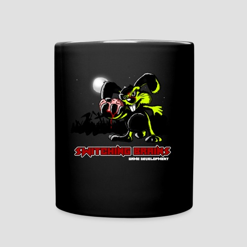 Switching Brains - Piece of Mind - Full Colour Mug