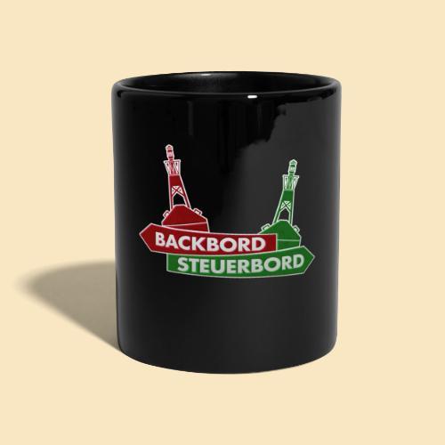 Backbord Steuerbord - Tasse einfarbig