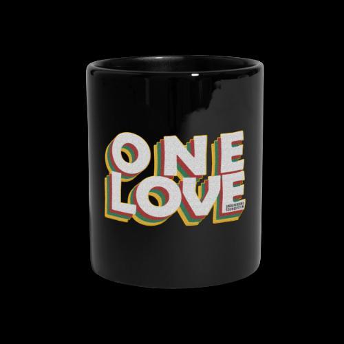 ONE LOVE - Tasse einfarbig