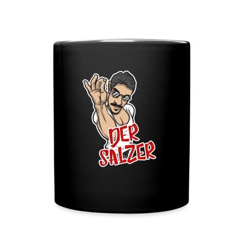 Der Salzer | Grillmeister Tshirt - Tasse einfarbig