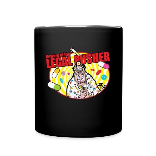 The legal pusher - Full Colour Mug