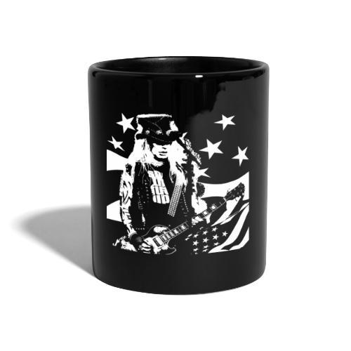 Lazy X - On Stage - Full Colour Mug