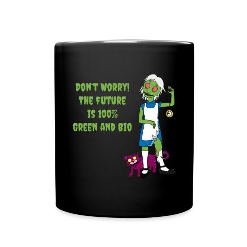 Future Green and Bio - Full Colour Mug