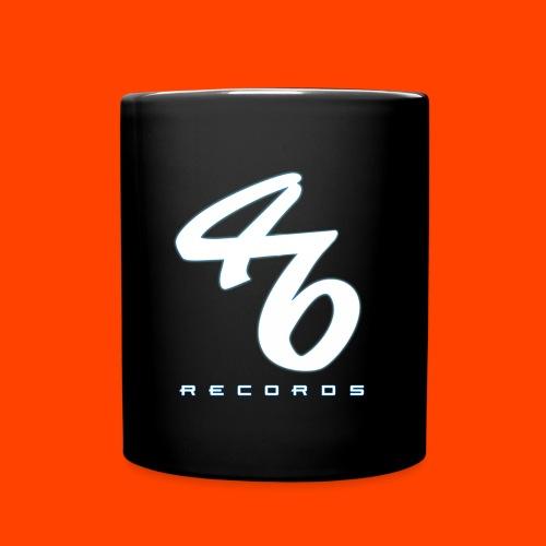 46 Logo - Tasse einfarbig