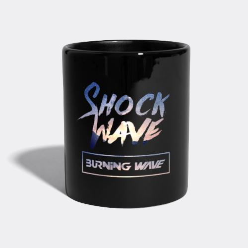 Burning Wave - Shock Wave - Mug uni