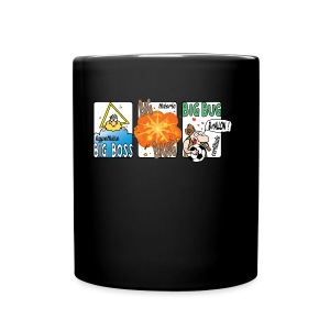 big boss big bang big bug - Tasse en couleur